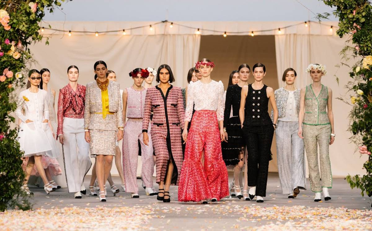 Video: Chanel Haute Couture SS21
