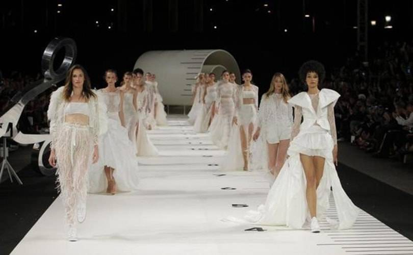 Une nouvelle édition ambitieuse de la Barcelona Bridal Fashion Week