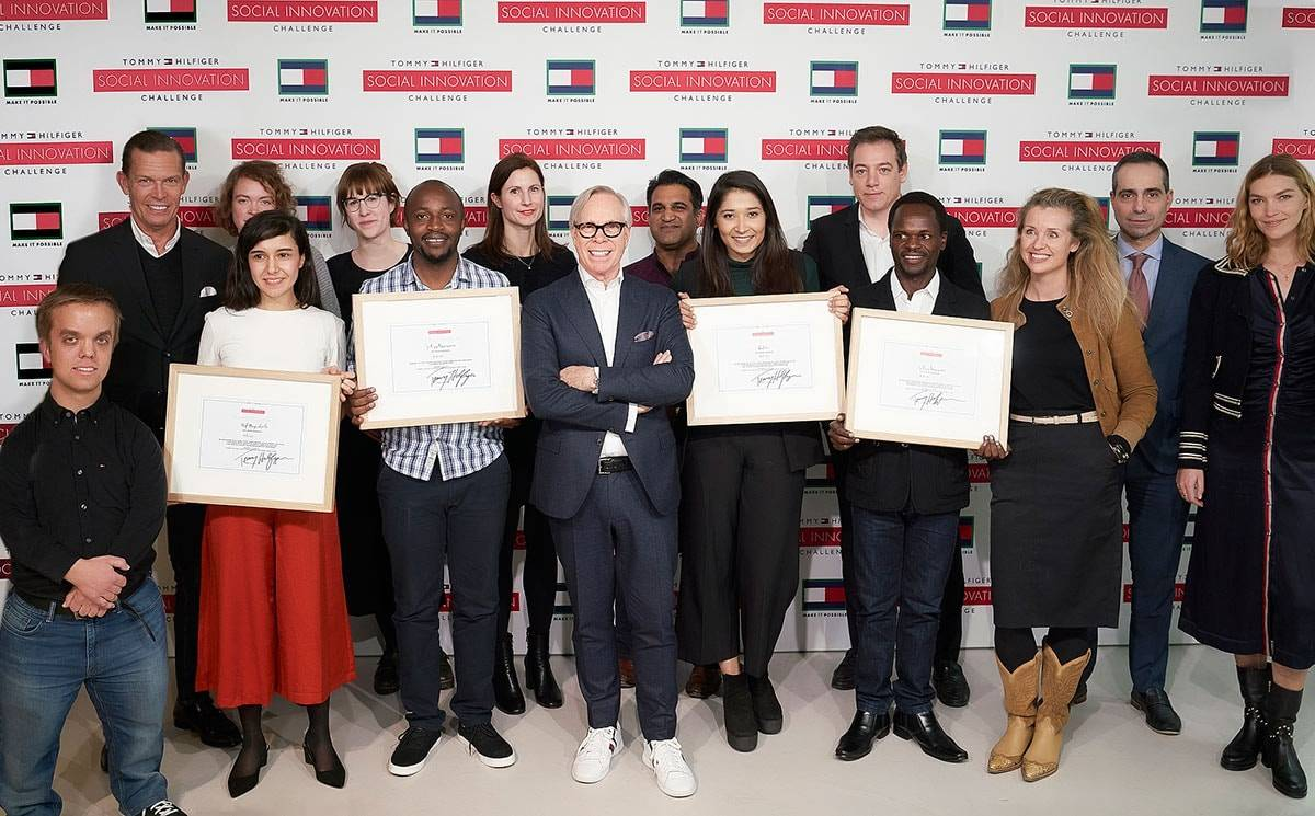 Nederlandse start-up finalist bij Tommy Hilfiger Fashion Frontier Challenge