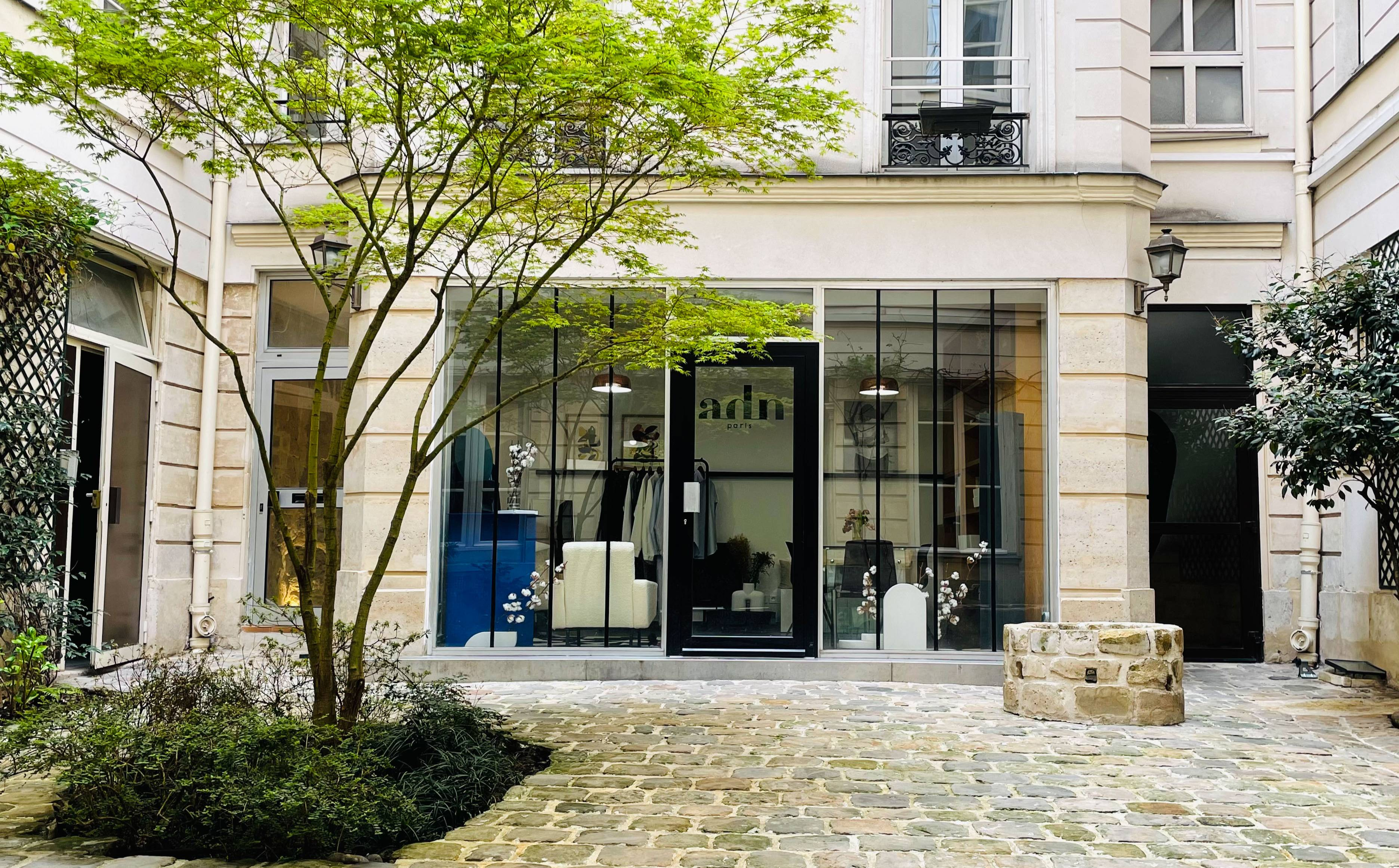 Adn Paris ouvre son premier studio-boutique