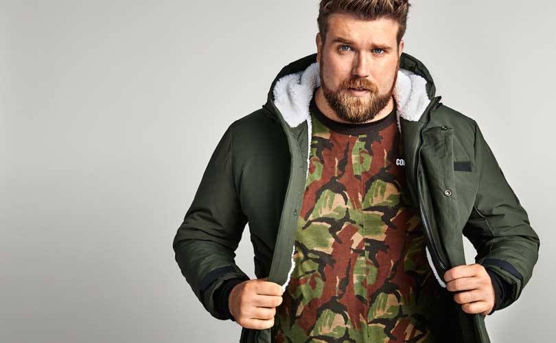 Jack & Jones lanceert plus size collectie
