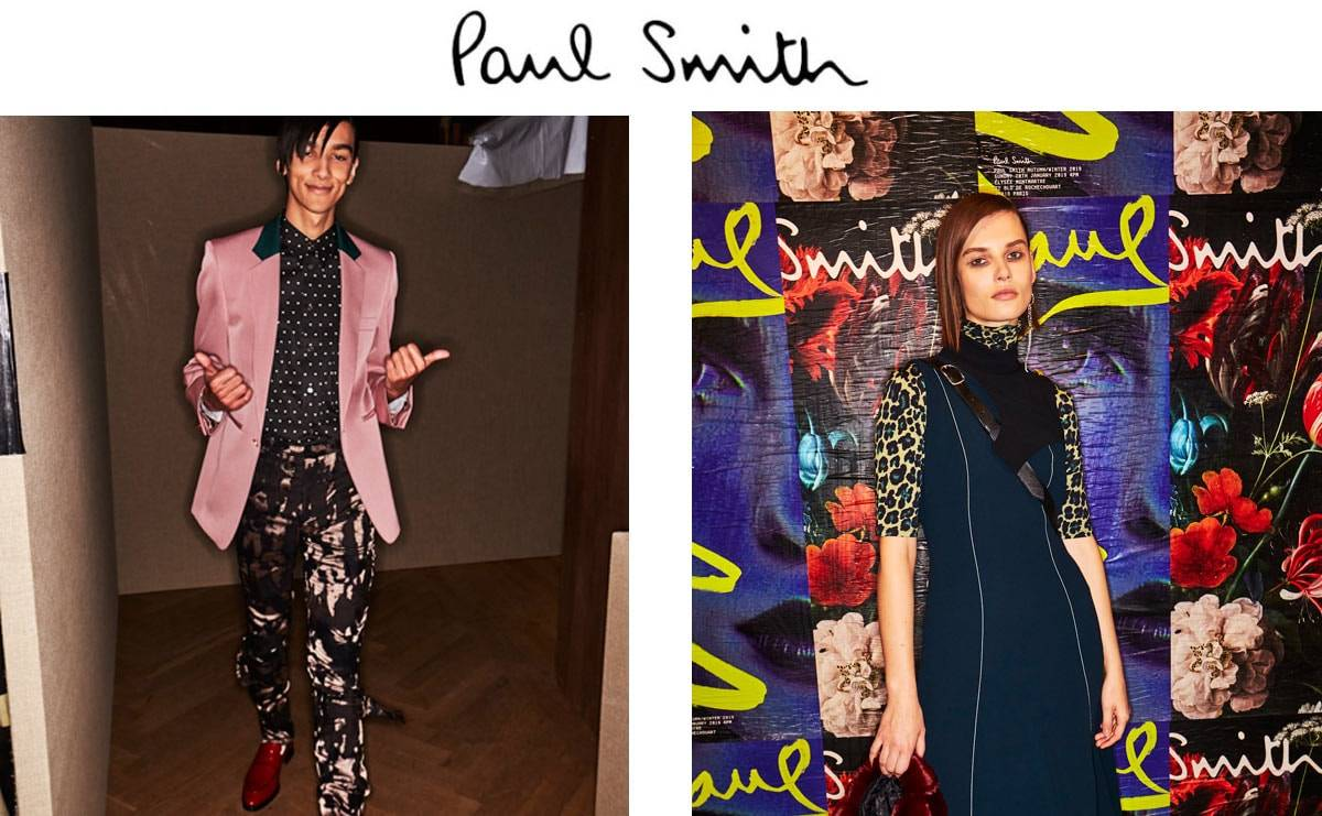 Paul Smith | Herfst/Winter 2019 runway