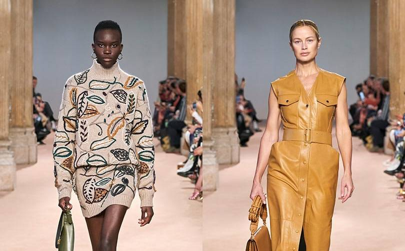 Milan Fashion Week : Salvatore Ferragamo éblouit