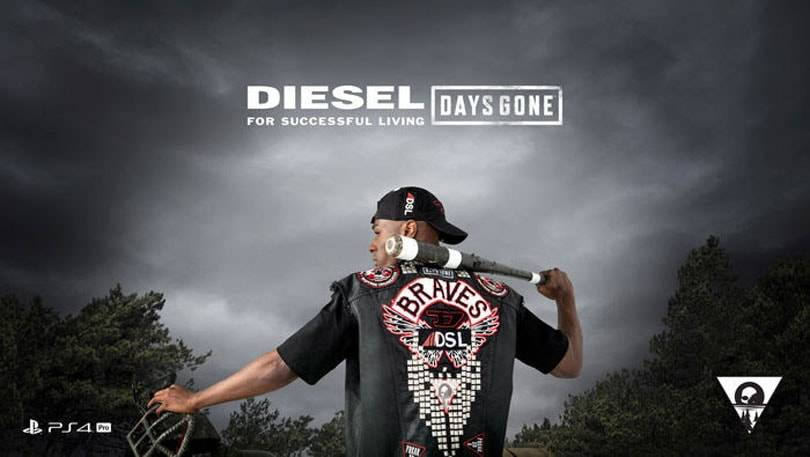 DIESEL'S DAYS GONE CAPSULECOLLECTIE