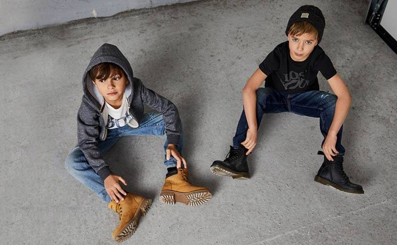 Jack & Jones introduceert junior collectie