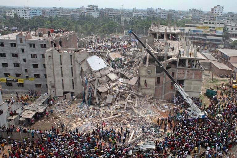 Rana Plaza - 5 jaar later