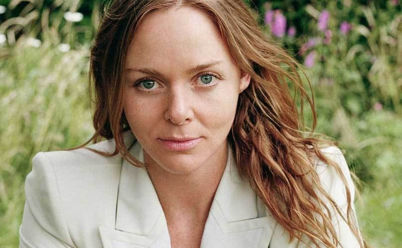 Stella McCartney présente à la Fashion Week homme de Milan