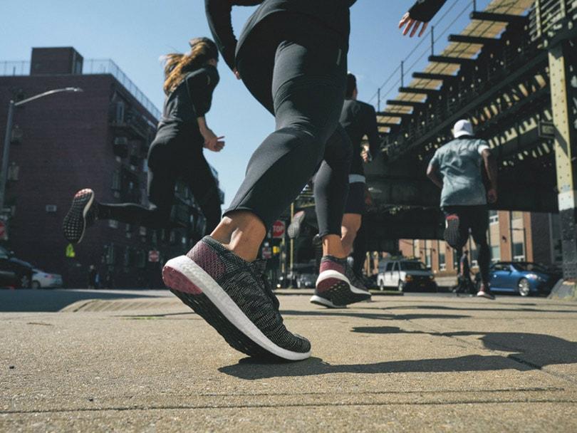 Courir Ville Pure Go Chaussure Boost En Nouvelle Adidas Pour Y4aP8vv