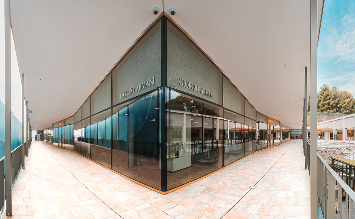 The Mall Luxury Outlet ouvre un nouveau centre dans le sud de la France