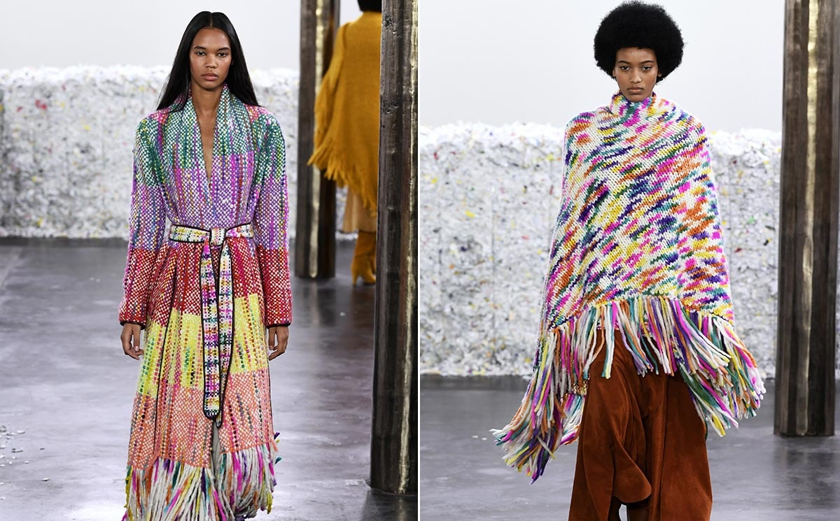 Rodarte divin, Coach s'encanaille à la Fashion Week de New York