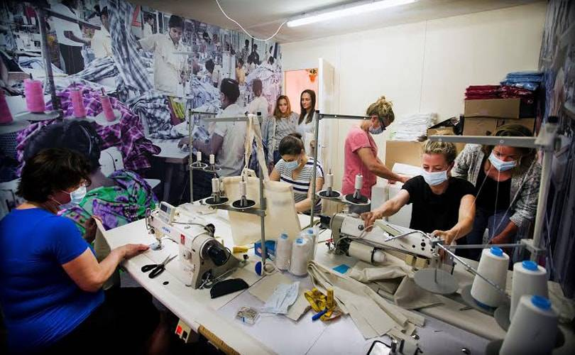 Binnenkijken in The Mad Rush Sweatshop Kalverstraat