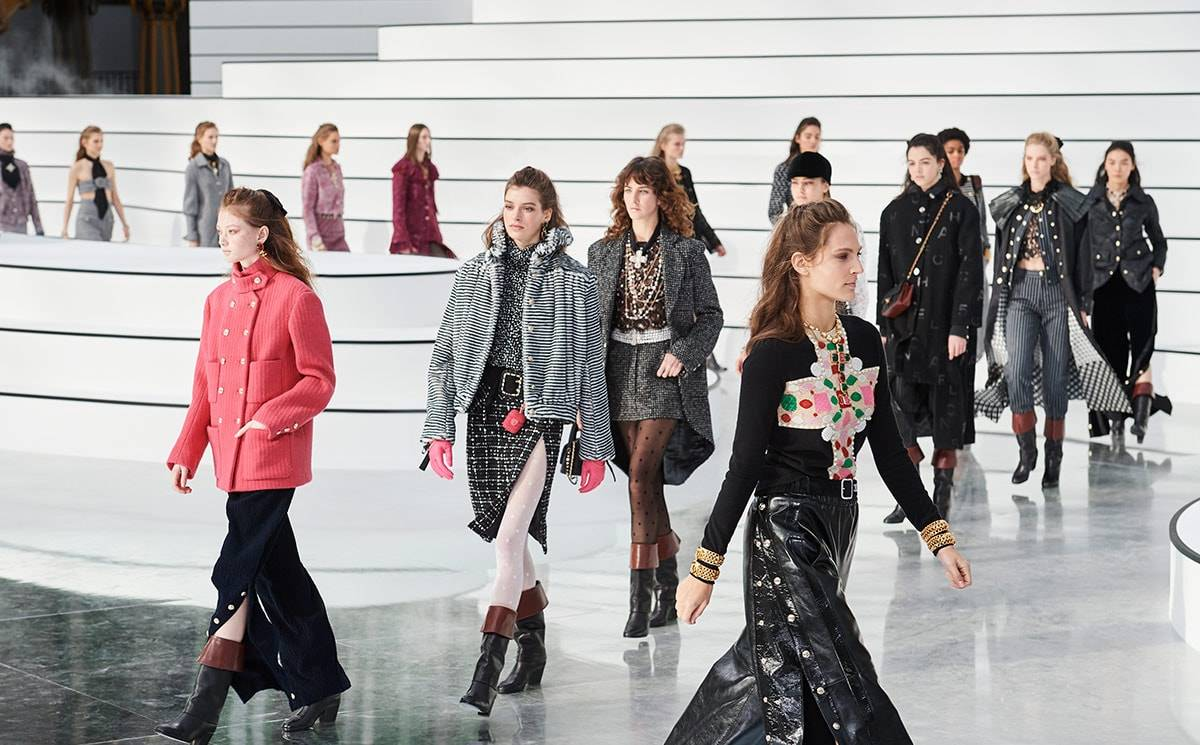 Paris Fashion Week gaat in september door, eveneens met hybride format