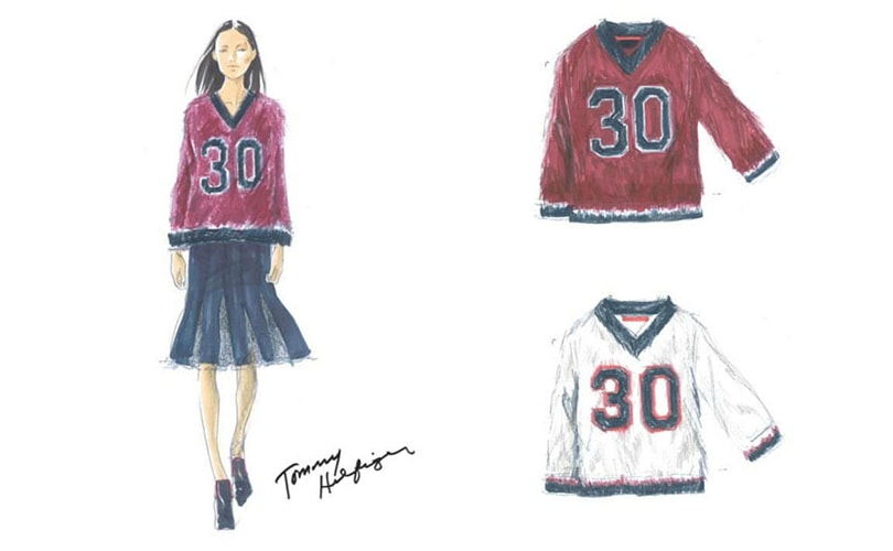 Tommy Hilfiger verkoopt limited edition direct na de NYFW-show