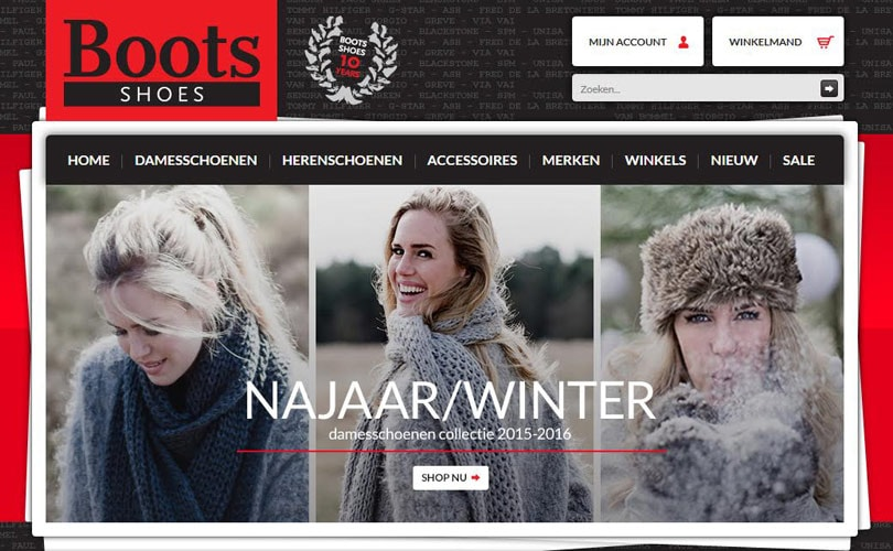 Boots Shoes komt met same day delivery