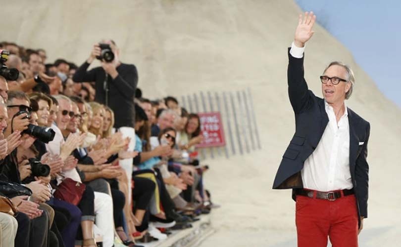 Tommy Hilfiger showt mannencollectie in New York en Londen