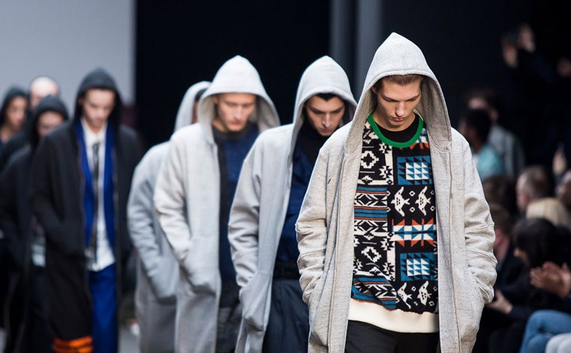 Hoogtepunten van London Collections: Men