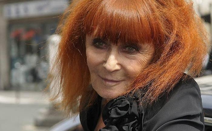 Modeontwerpster Sonia Rykiel op 86-jarige leeftijd overleden