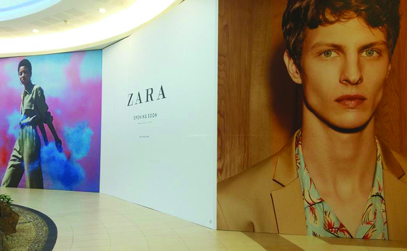 Zara gaat winkel openen in Waasland Shopping Center