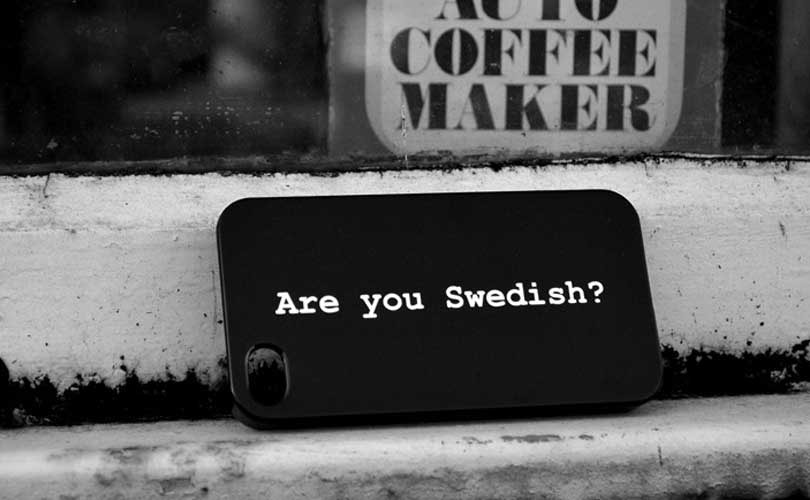 Are you Swedish lanceert Cool Department Store