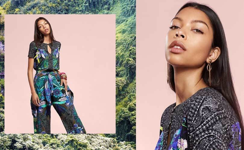 Desigual phases 'Extraordinary' Collection