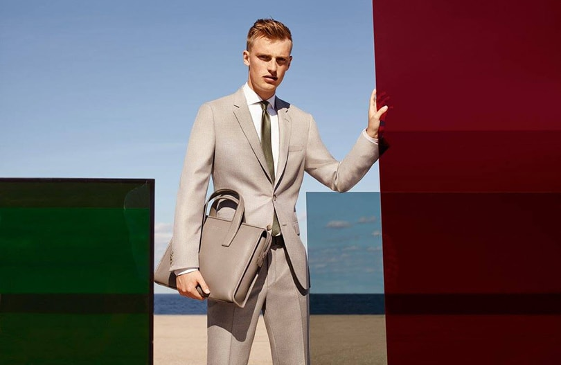 Omzet Hugo Boss daalt met 2 procent in 2016