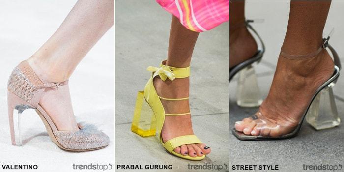 Chaussures pour Femmes, tendances PrintempsEté 2019