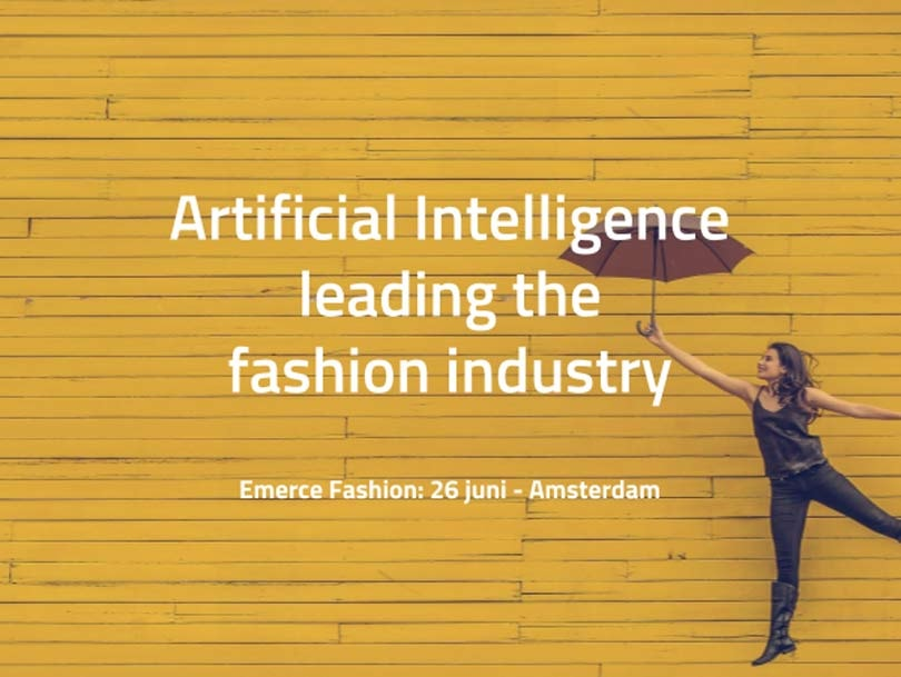 Artificial Intelligence neemt de fashionbranche over
