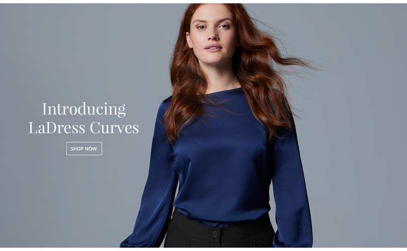 LaDress lanceert LaDress Curves