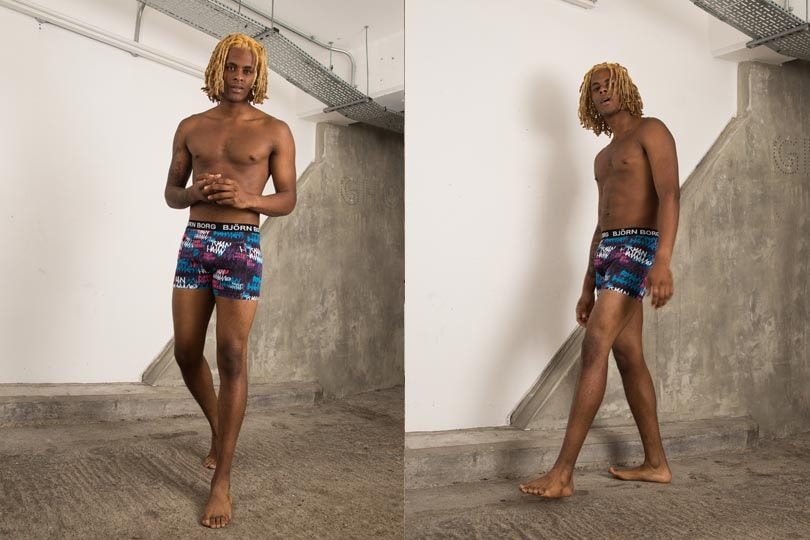 Björn Borg in collaboration with well-known fashion artist Ryan Hawaii