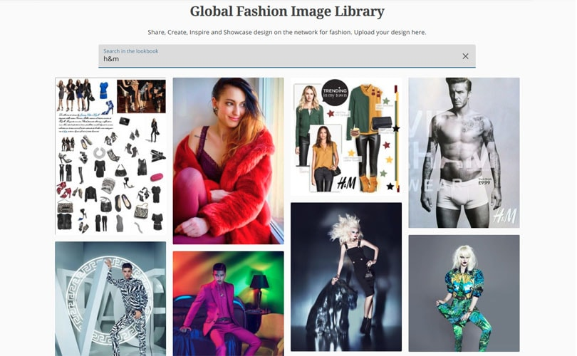 Global Fashion Image Library wordt aangedreven door kunstmatige intelligentie