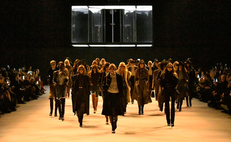 De highlights van Paris Fashion Week in 10 foto's