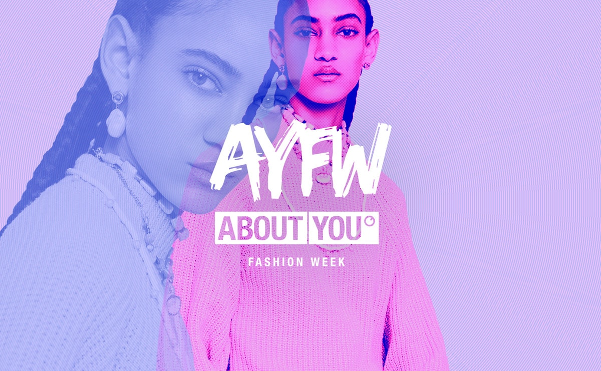 About You organiseert consumenten event AYFW- About You Fashion Week