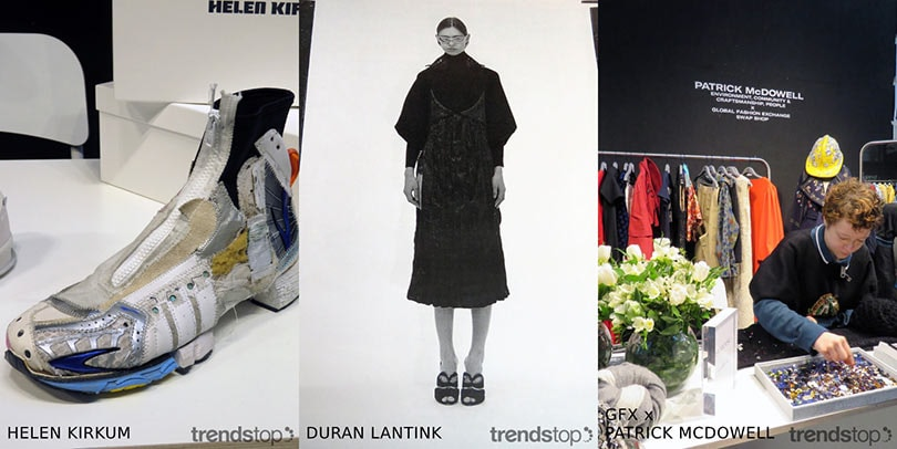 Overzicht Herfst Winter 2020-21 London Fashion Week
