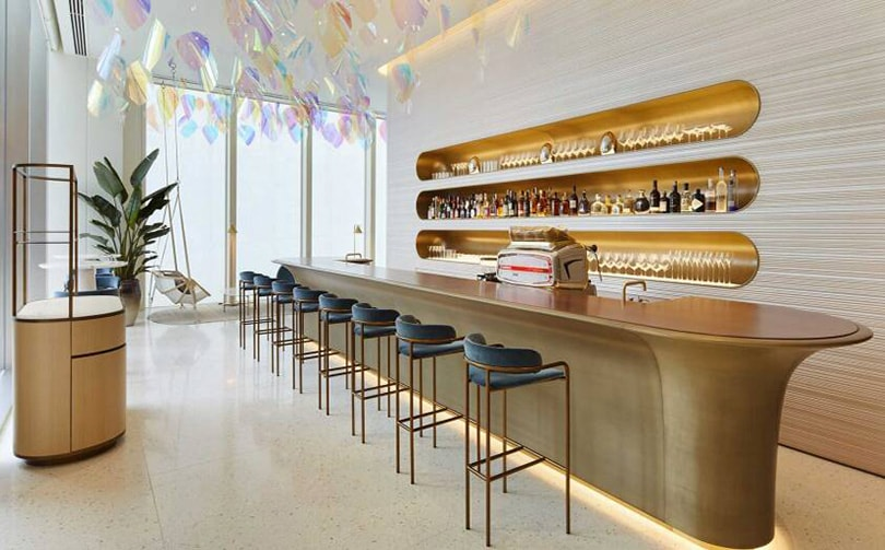 Kijken: dit is het Louis Vuitton restaurant en café in Japan