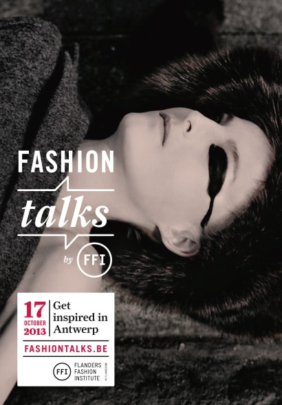 Fashion Talks by Flanders Fashion Institute