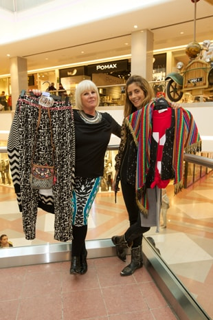 Modebattle met Lien Degol in Wijnegem Shopping Center
