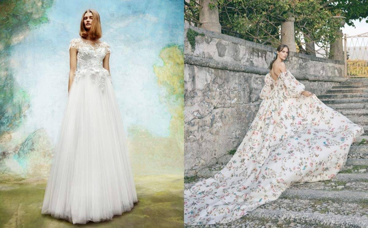 In beeld: 7 standout collecties tijdens Bridal Fashion Week herfst 2020
