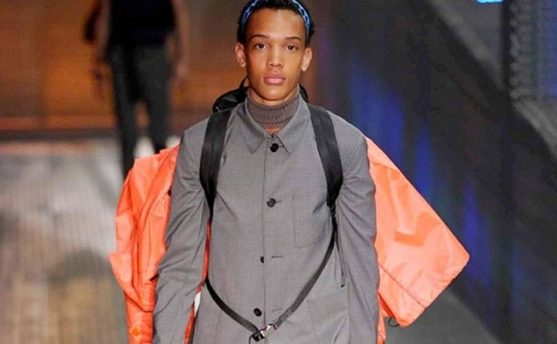 Trends SS17 gesignaleerd op Milan Fashion Week Men