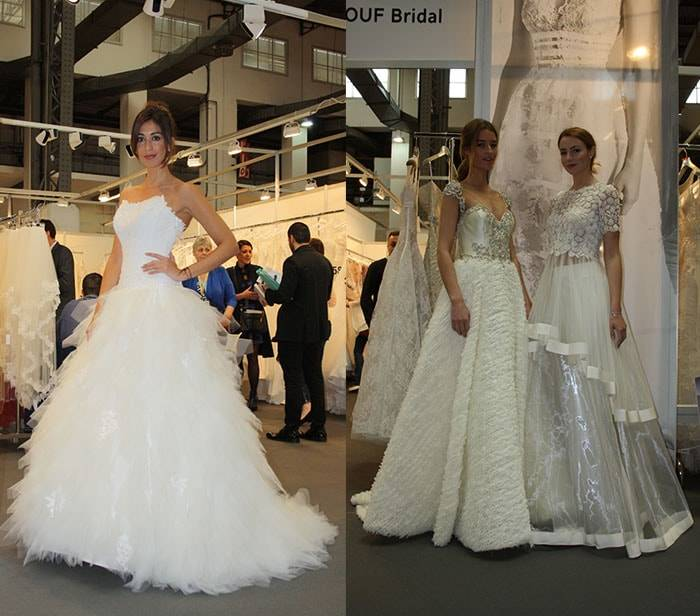 En images: Barcelona Bridal Fashion Week