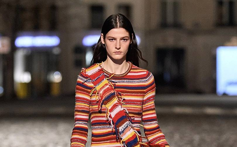 Video: herfst/winter 2021 collectie van Chloé